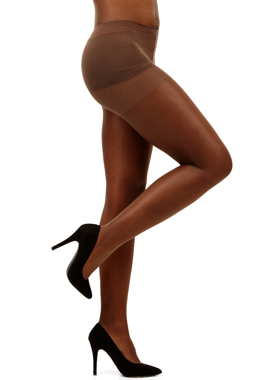 Chocolate Hosiery Legs